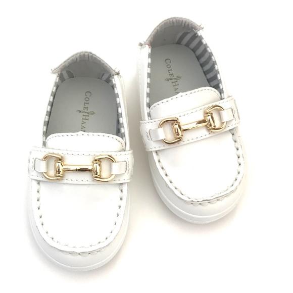 eea0b5f916b Cole Haan Mini Cory Bit 2 Loafer (Baby)